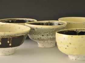 River grogged porcelain.